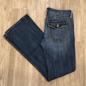 Banana Republic Factory Bootcut Jeans